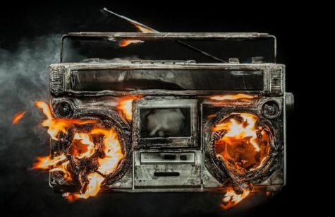 Album Review: Revolution Radio- Green Day