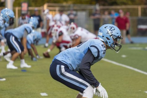 Bruin football team to begin season
