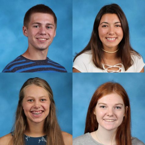 National Merit Semifinalists Announced 2017-2018