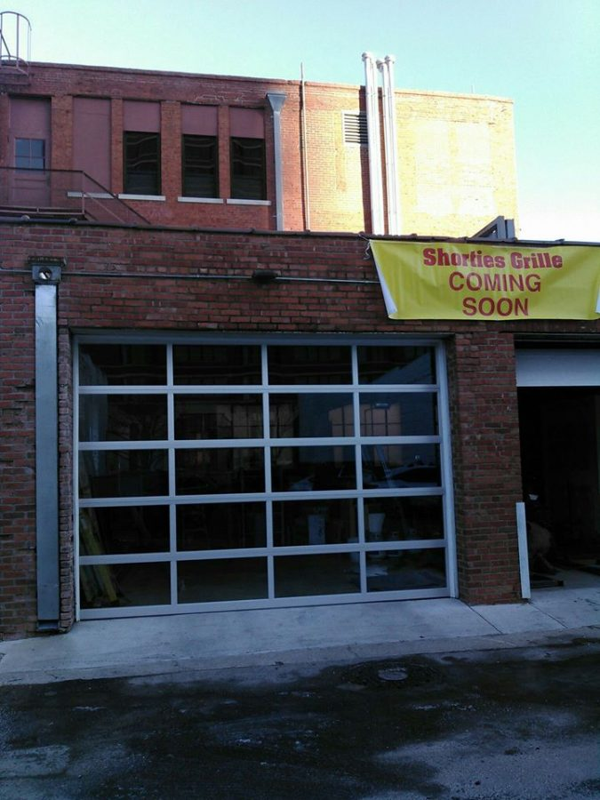 Shorties Grille to Reopen Next Week
