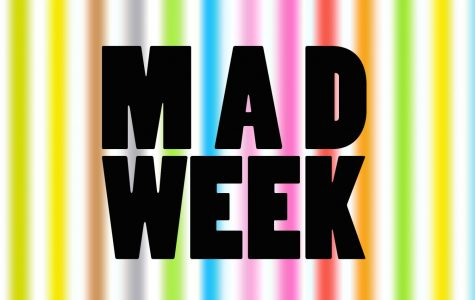 MAD Week dress up days