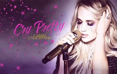 Music Monday: Cry Pretty album review