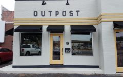 Outpost coffee opens downtown