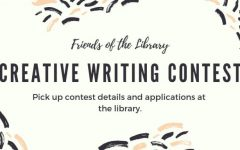 Friend's of the Library to host annual creative writing contest