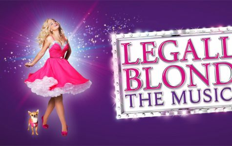 Legally Blonde musical put on production at Community Center