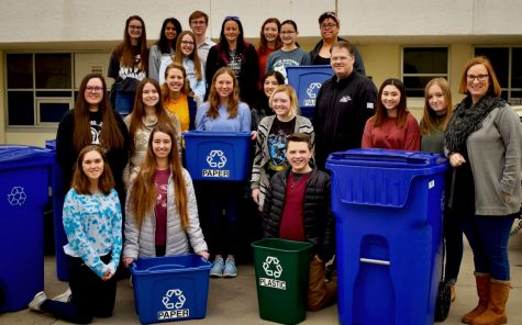 Environmental Club pushes for less plastic
