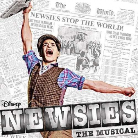 Extra! Extra! Newsies comes to Bruins on Broadway