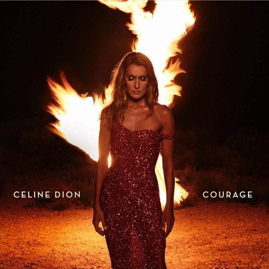 Celine+Dion+Shows+Her+%27Courage%27