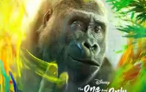 Disney Plus Releases 'The One and Only Ivan'